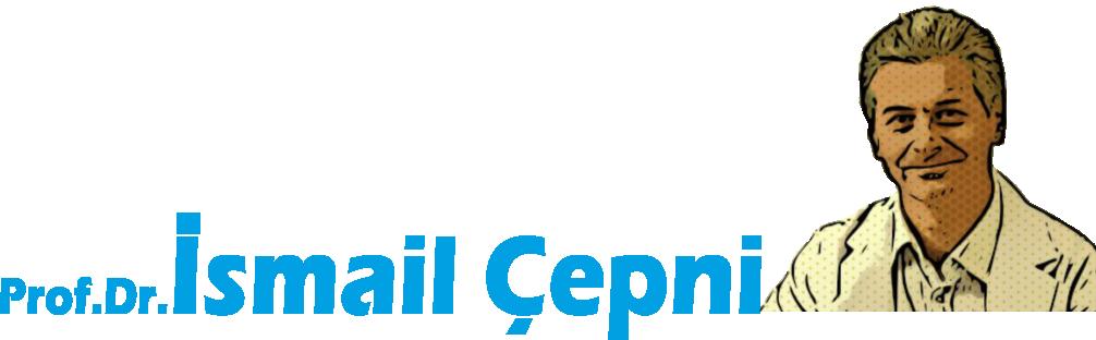 Prof.Dr.İsmail Çepni Logo